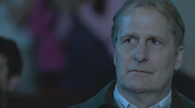 Jeff Daniels as John Scully in, Steve Jobs