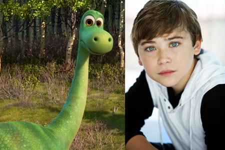 "Raymond Ochoa as ""Arlo"" in The Good Dinosaur"