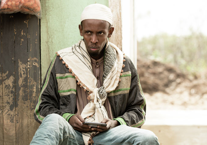 Barkhad Abdi in, Eye in the Sky