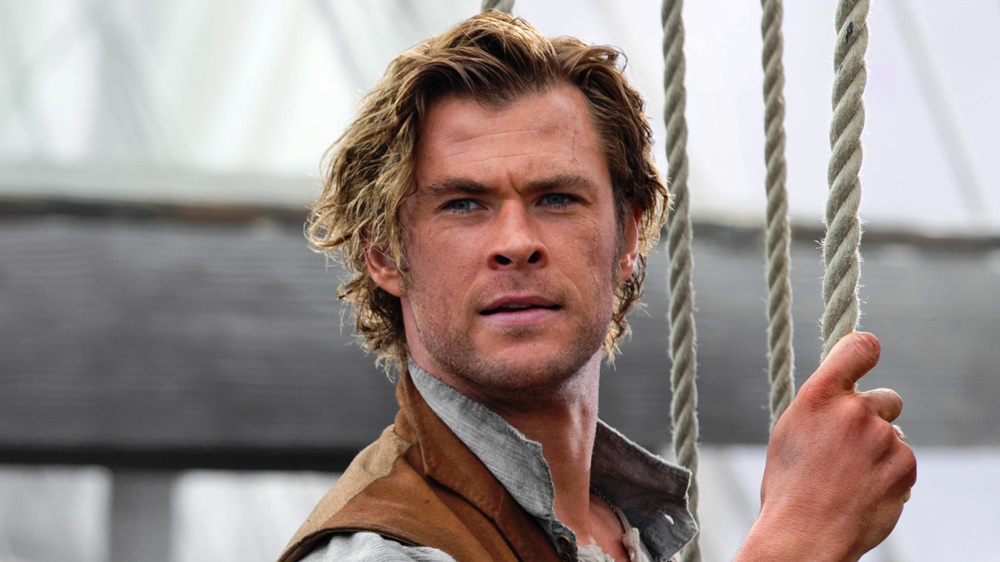 Chris Hemsworth in, In the Heart of the Sea