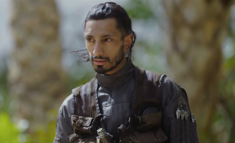 Riz Ahmed in, Rogue One: A Star Wars Story