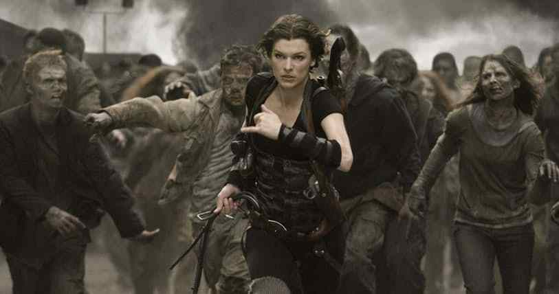 "Milla Jovovich is back as ""Alice"" in Resident Evil:The Final Chapter"