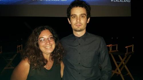 Oscar winning director, la la land - damien chazelle