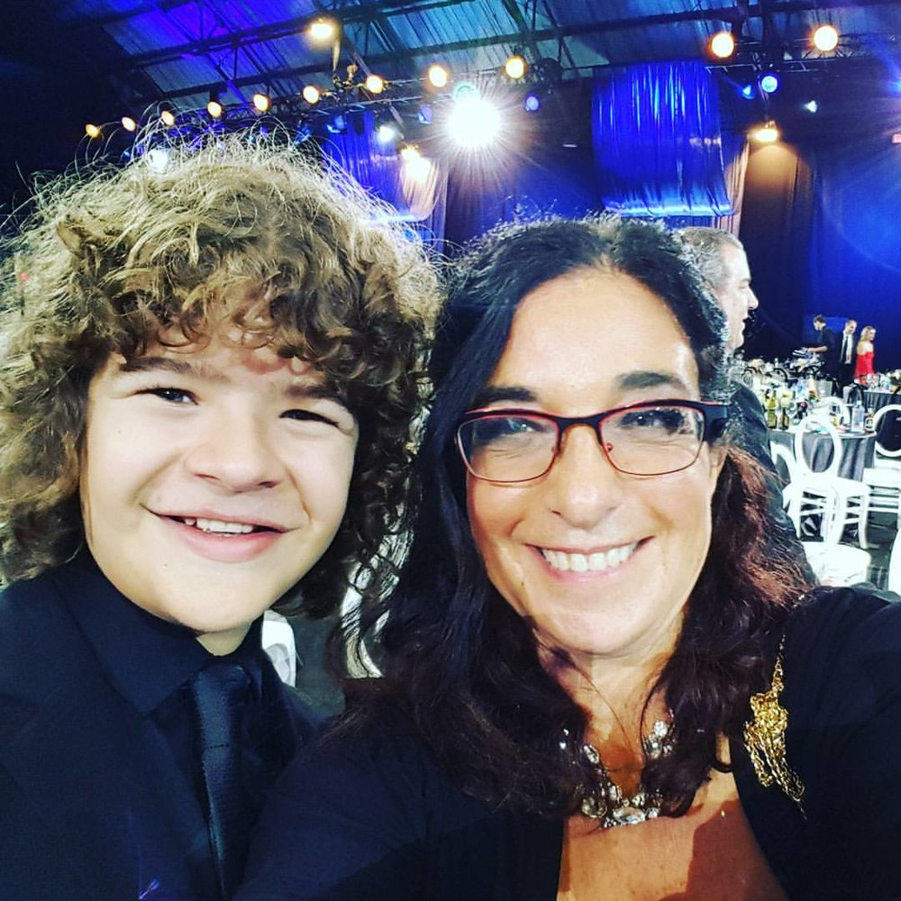 "gaten mattarazo of ""stranger things"""