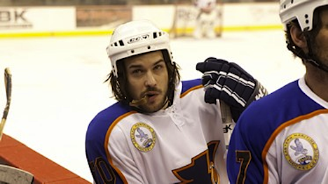 Marc-Andre Grondin returns as Xavier LaFlamme in, Goon: Last of the Enforcers