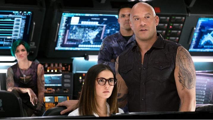 Vin Diesel returns as Xander Cage