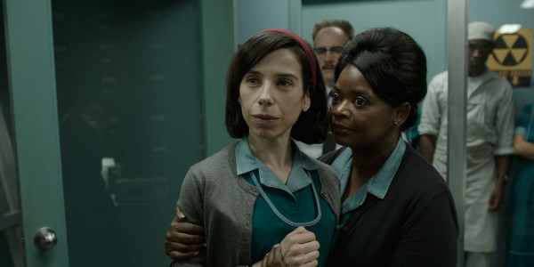 Shape of Water (Guillermo Del Toro - starring Octavia Spencer)