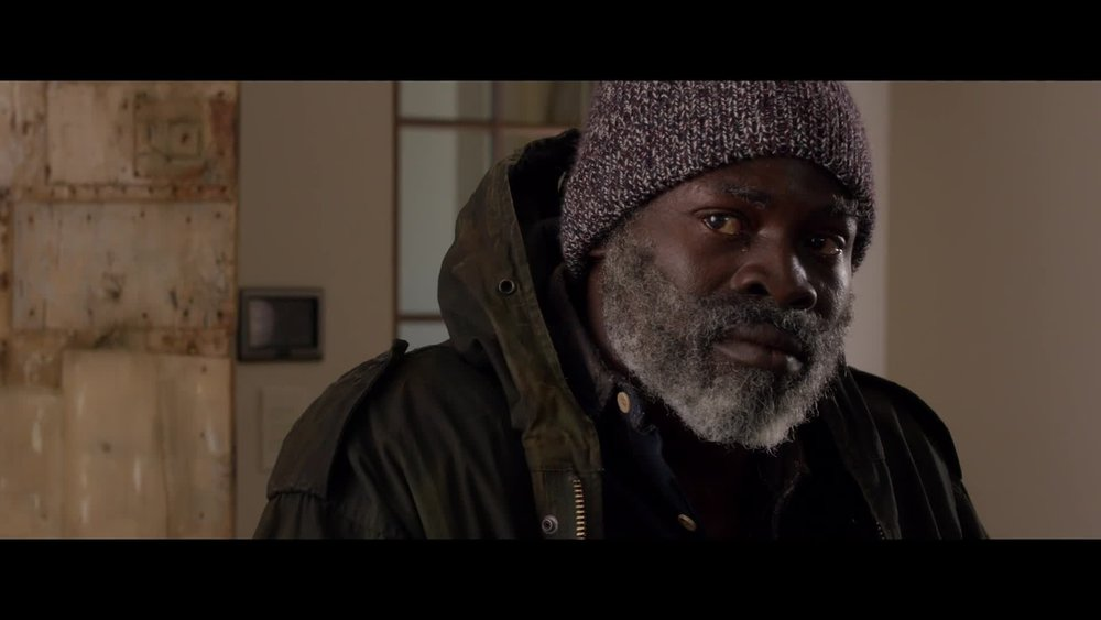 Djimon Hounsou in, Same Kind of Different Me