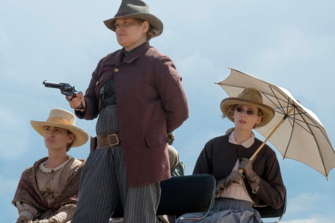 Merritt Wever in Godless