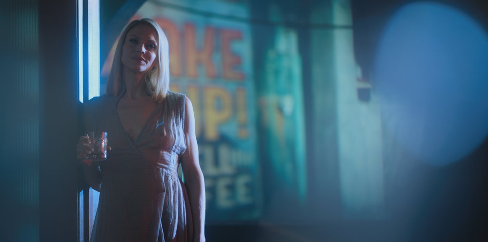 Kristin Lehman in, Altered Carbon