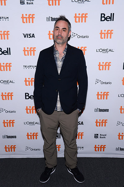 Alex Garland in Toronto to present Annihilation at TIFF, Bell Lightbox