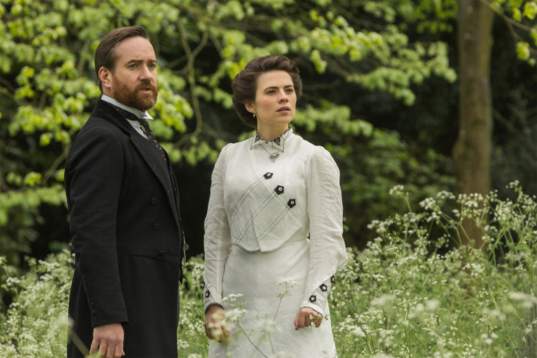Hayley Atwell and Matthew MacFadyen  star in, Howards End