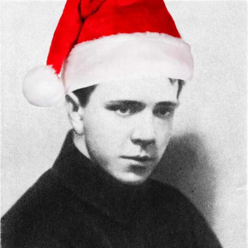 Michael Chekhov in Holiday Mode