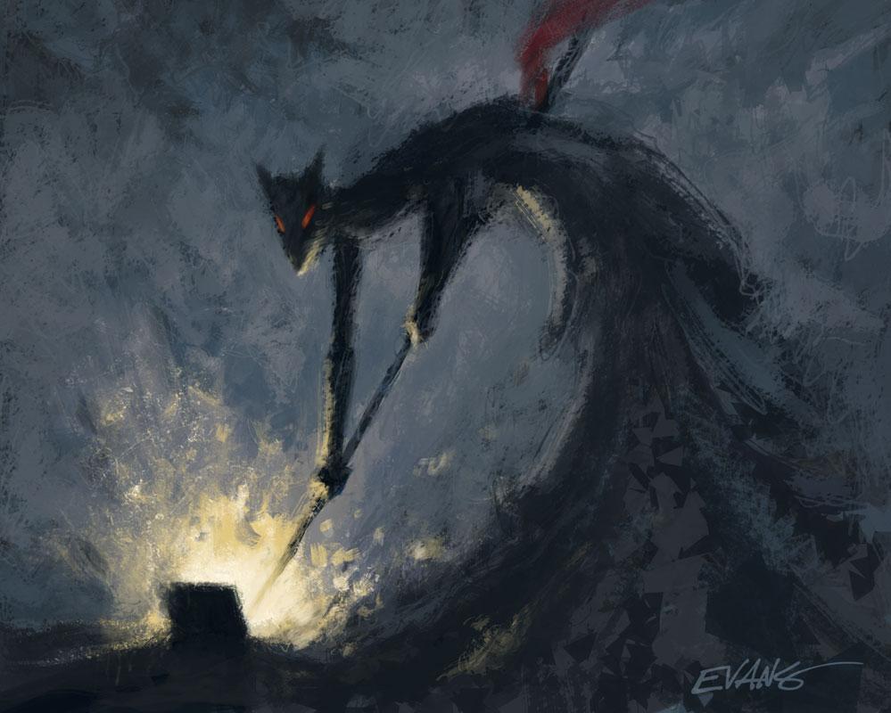 Creative Welder Monster