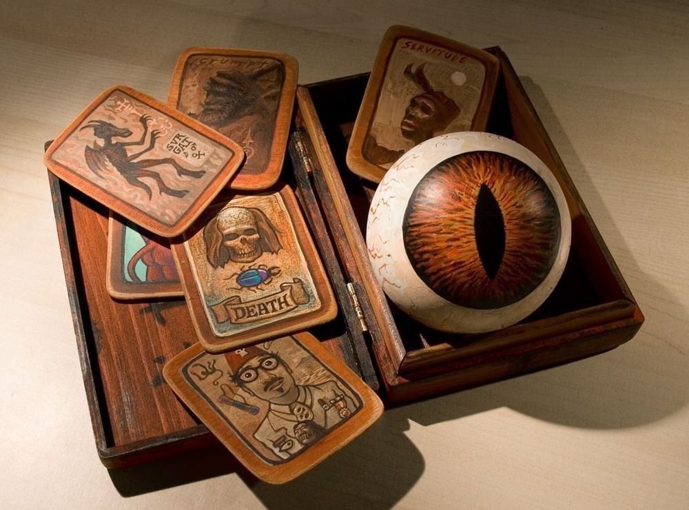 Dragon Eye Card Game