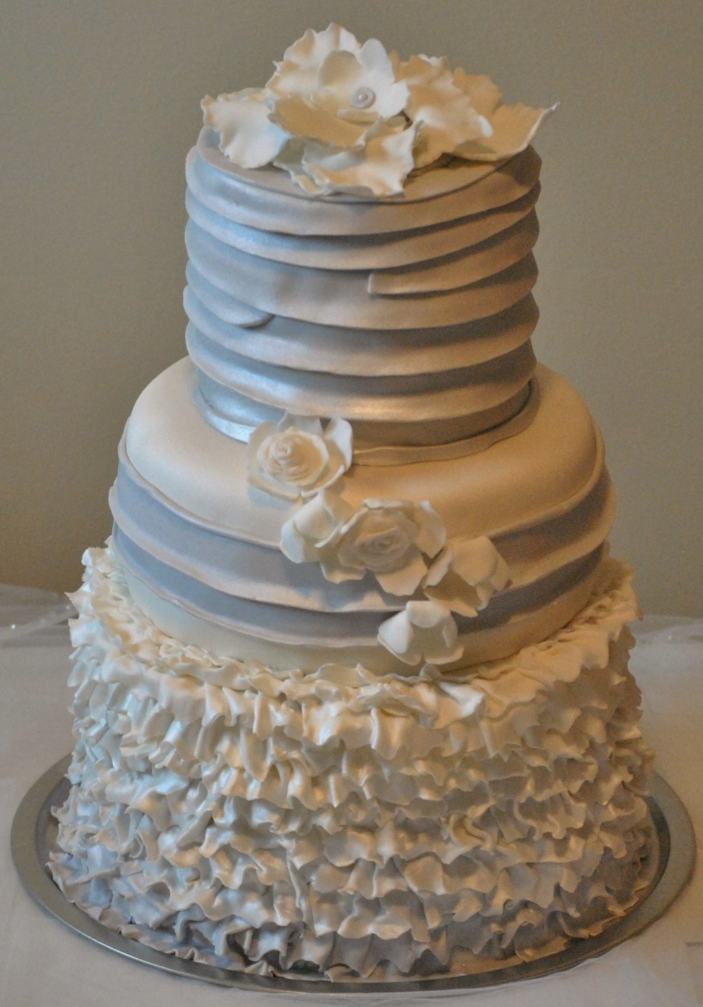 Wedding and Bridal Shower Cake