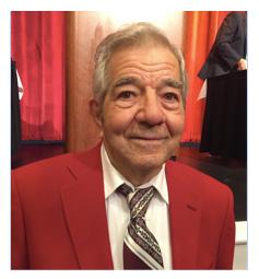 Ralph Hammer, 2017 Western Section President (Louisville, Kentucky Chapter)