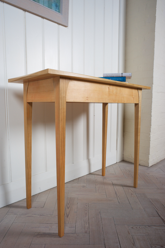 Petrel Furniture Console table in English cherry