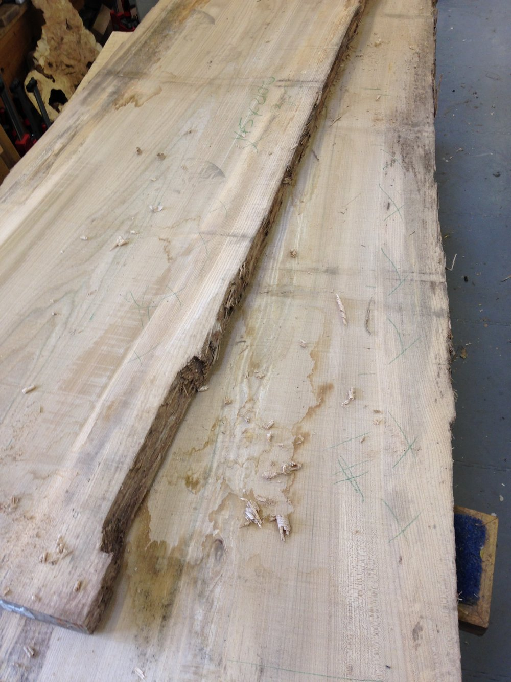 Drawer carcass will be cut from one continuous piece