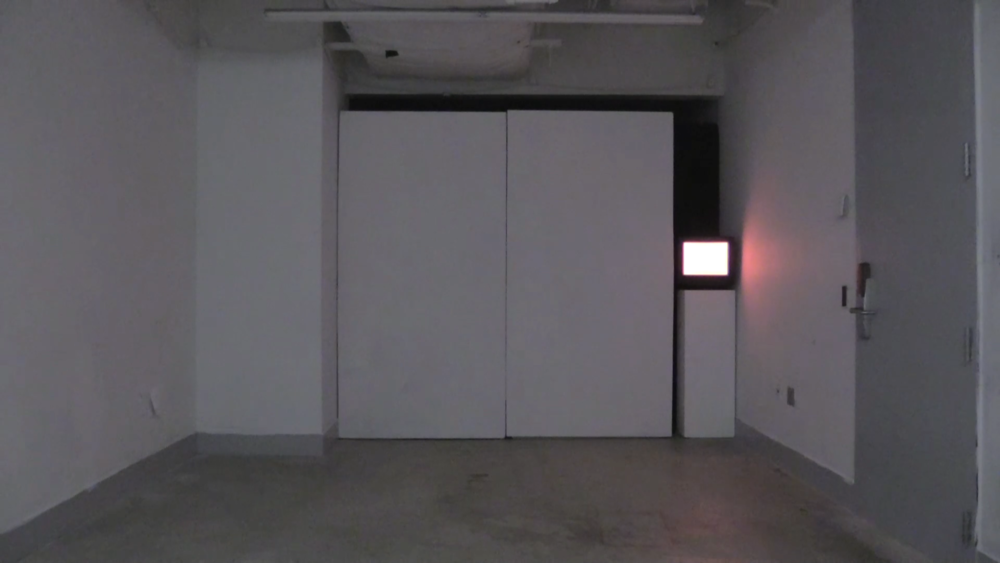 Mip performative installation (2015)