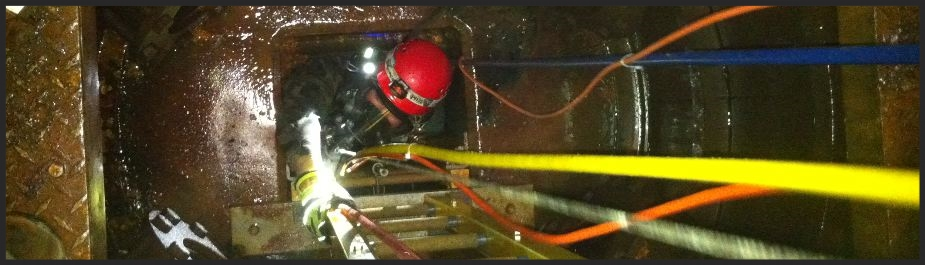 OSHA Confined space training, confined space technician, confined space operations