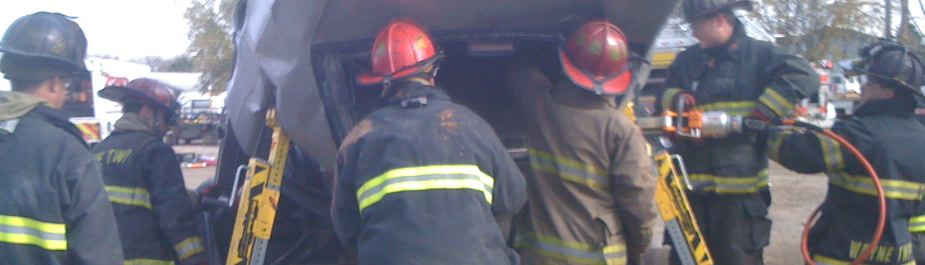 Heavy Truck Extrication