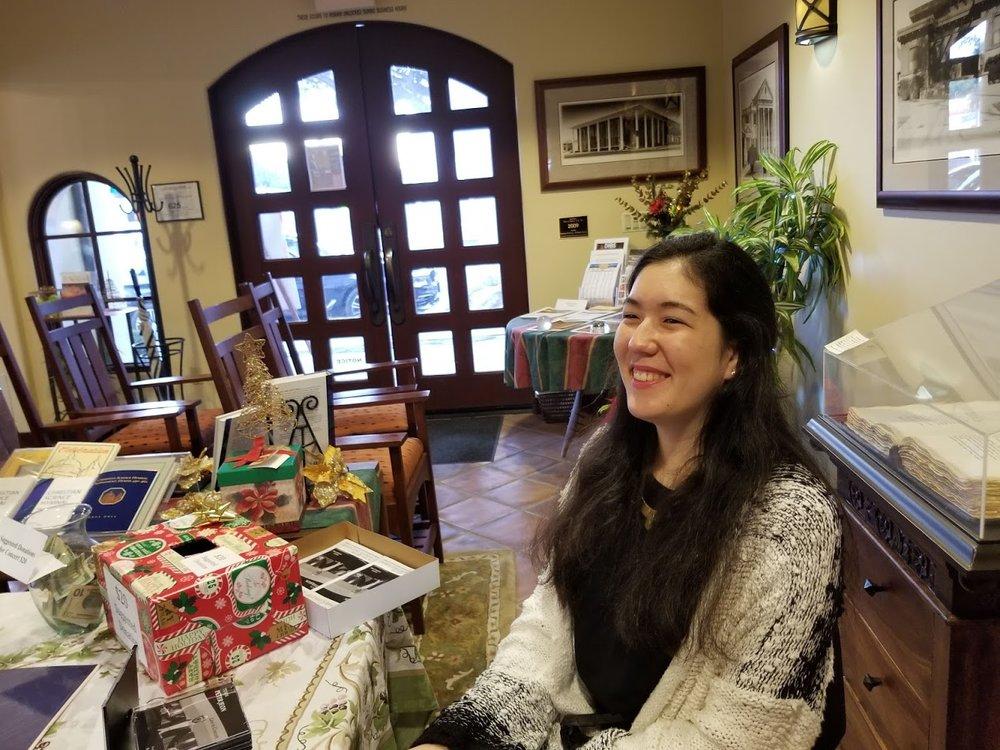 Peter Jeon Concert - Christina's daughter.jpg