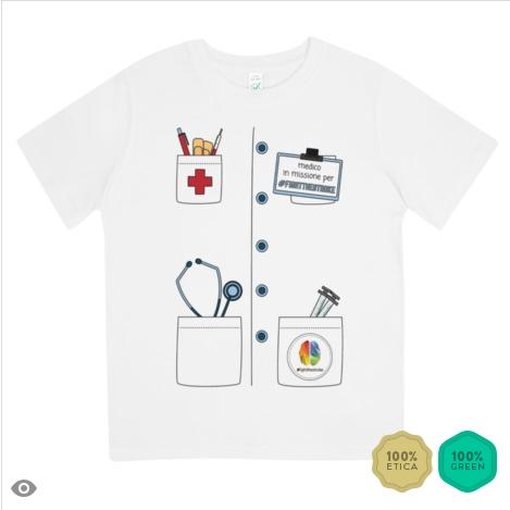 Medico in missione per FightTheStroke (BIMBO)