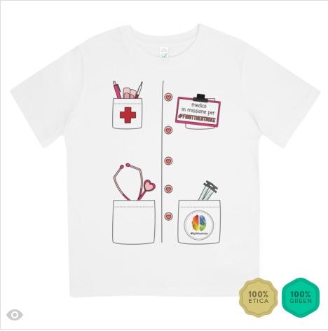 Medico in missione per FightTheStroke (BIMBA)