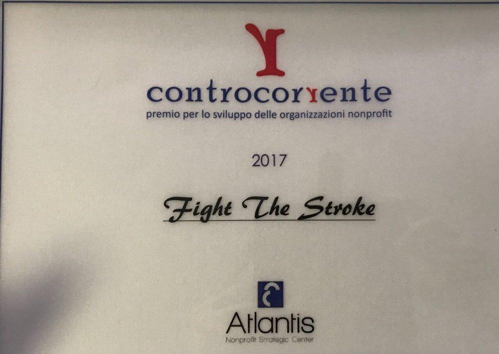 Controcorrente - premio per lo sviluppo delle organizzazioni nonprofit. 7 Giugno 2017