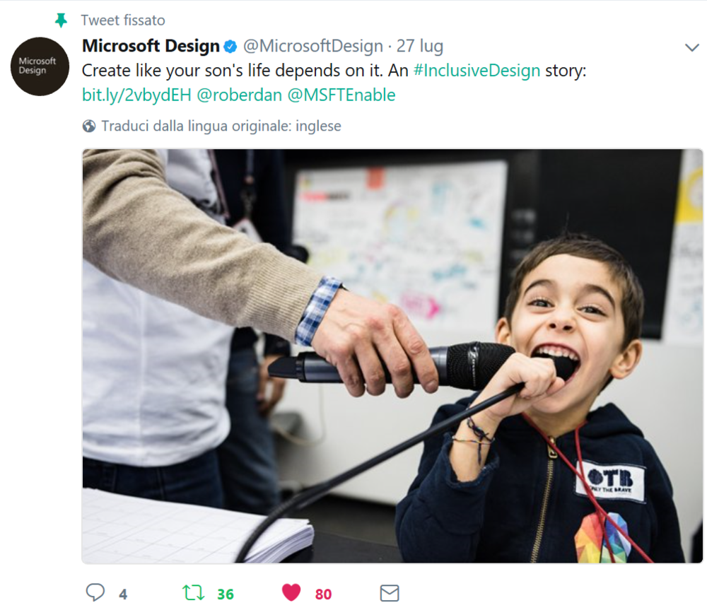 Microsoft Design - medium blog - July 27 2017