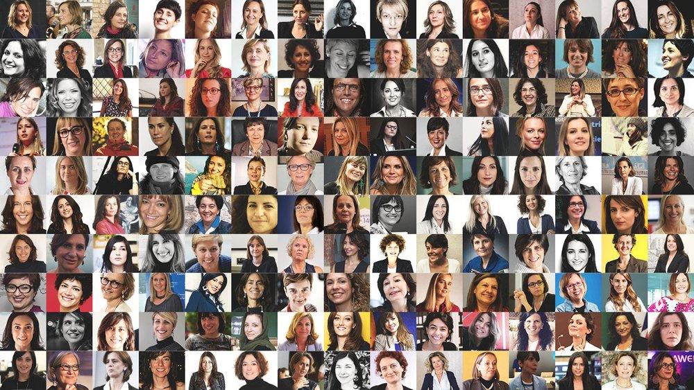 Startup Italia  :Quando l'innovazione è donna: 150 profili al femminile da seguire