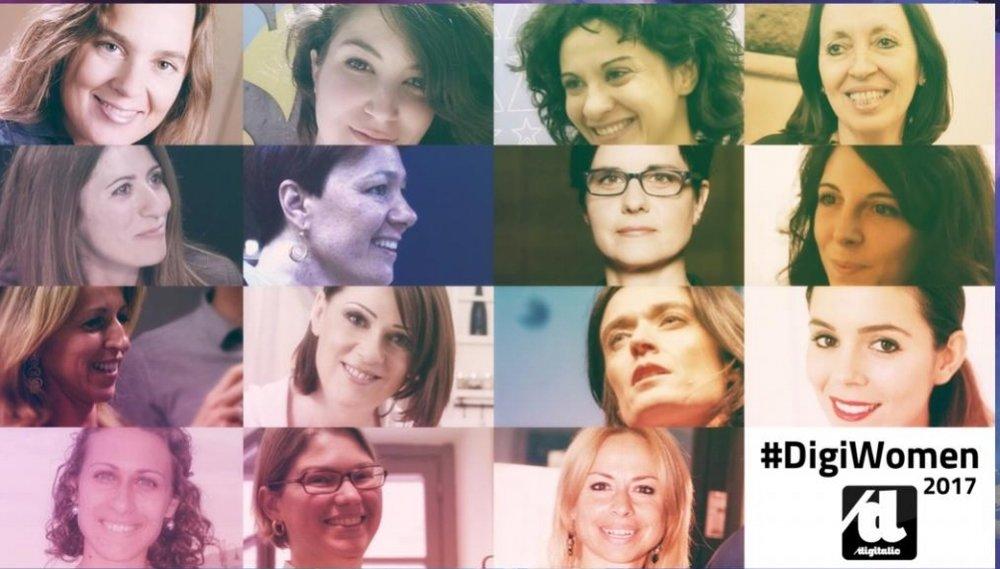 Settembre 2017 - Francesca Fedeli nominata tra le 15 donne più influenti nel digitale in Italia: Digiwomen 2017