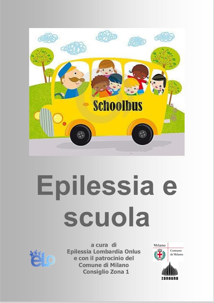 Manuale Epilessia e Scuola