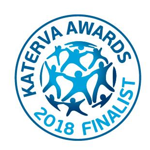 TOP 100 FINALISTS KATERVA AWARD 2018, Aprile 2018