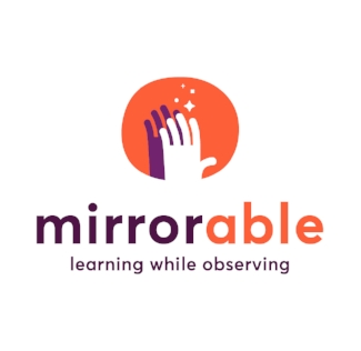 Mirrorable Logo