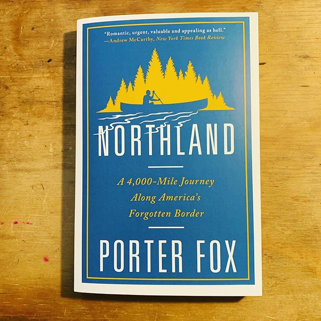 NORTHLAND in paperback is off the presses and headed for a bookstore near you. Half the price, same story, hot new cover... Pick one up or get yours signed in Bar Harbor, Maine, at the Jesup Memorial Library Tues 5/28 at 7pm. OR L.L.Bean Saturday, June 1, from 7-9 PM (95 Main St · Freeport, ME). See you soon!