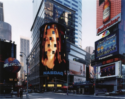 Times Square by Thomas Struth