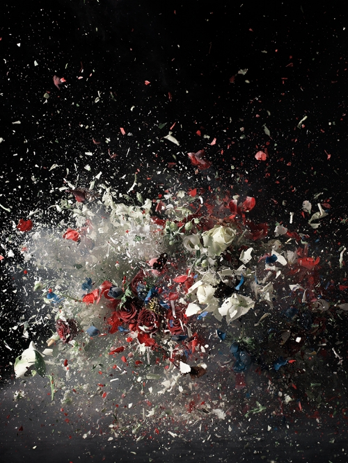 Blow Up #1, Ori Gersht
