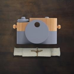 Handmade wooden camera, Twig Creative
