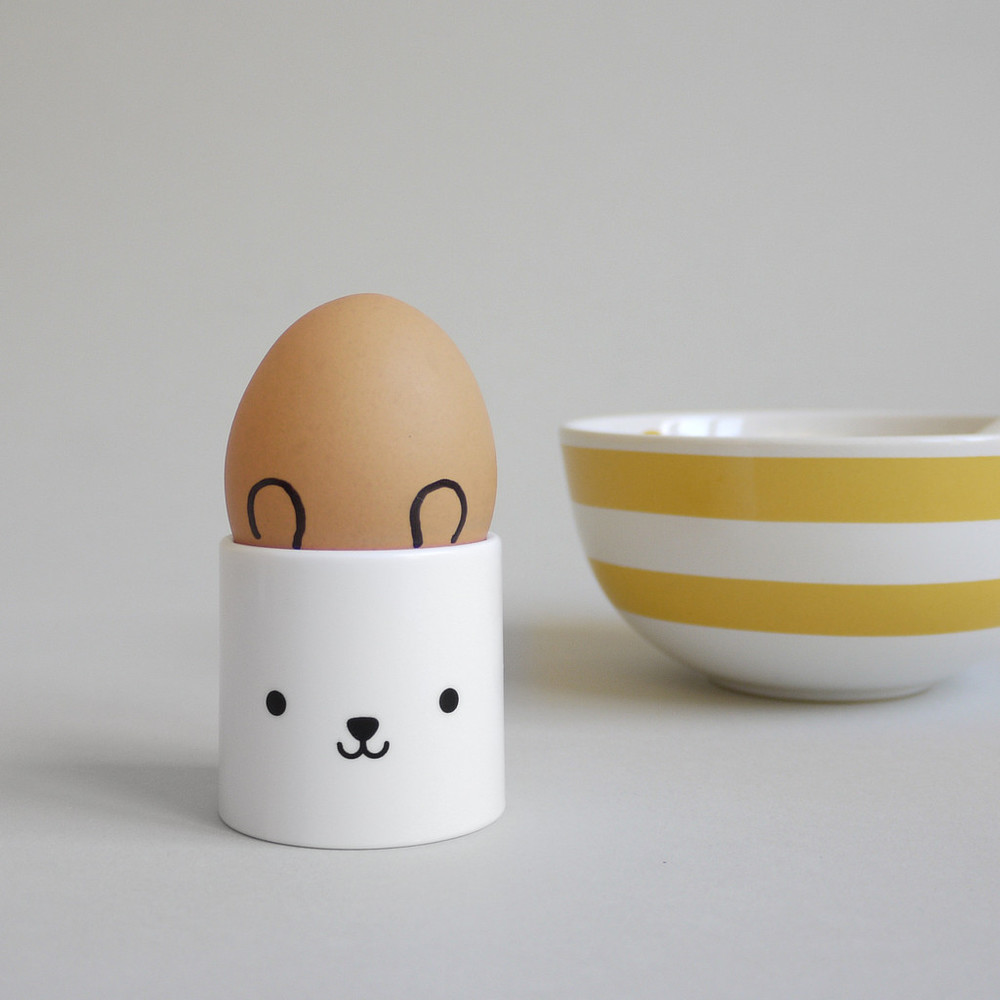 Buddy & Bear Egg Cup