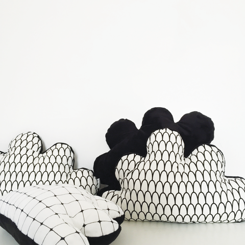 Milk Collective Monochrome Cushions