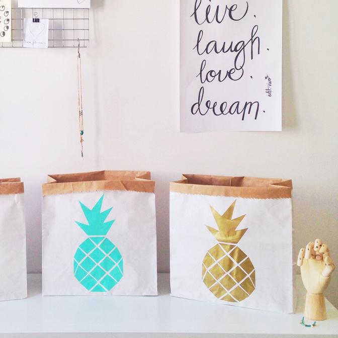 paper storage bags