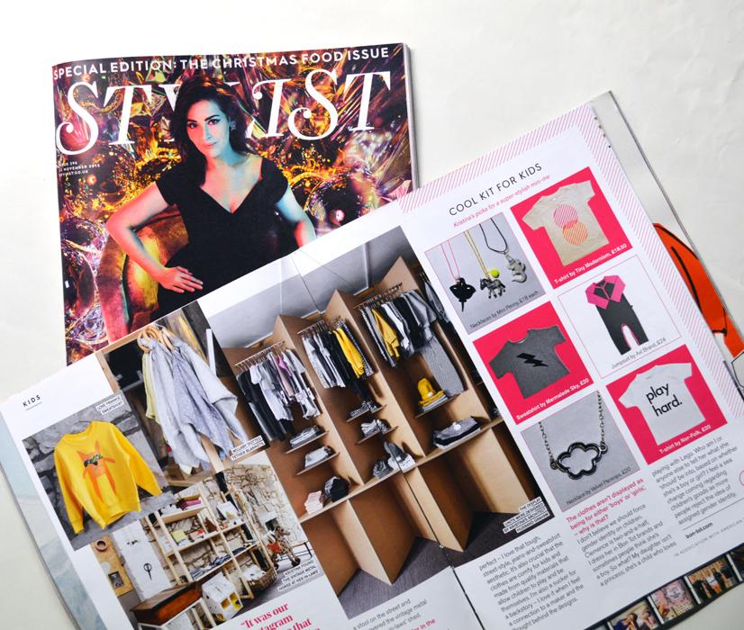 Bon Tot Stylist Magazine