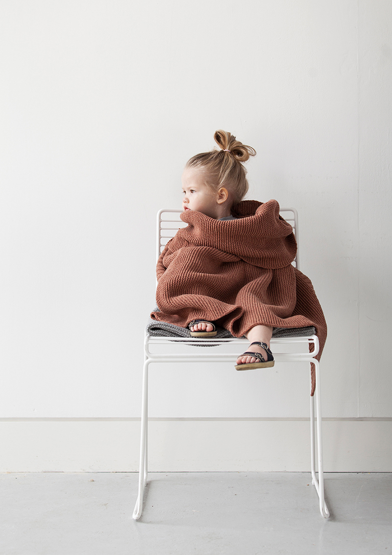 Repose Ams Lambswool baby blanket