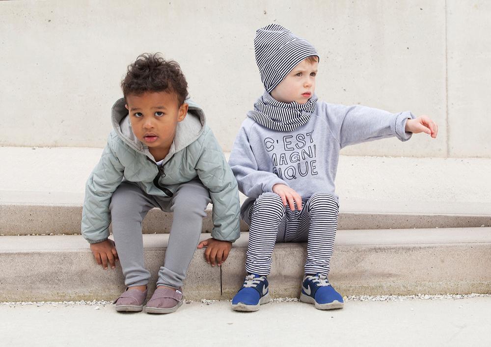 Minimalist Kids