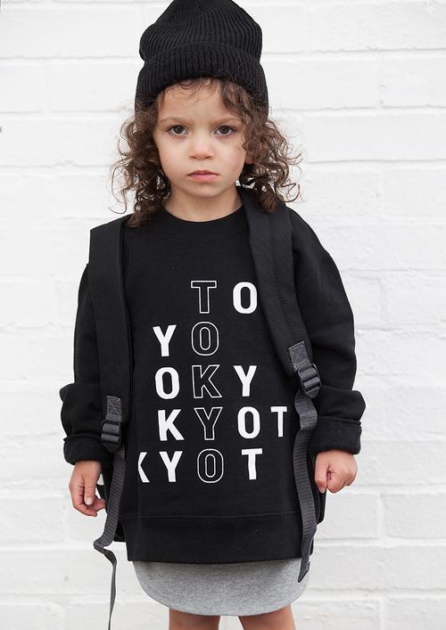 Fig + Honey Tokyo Sweatshirt
