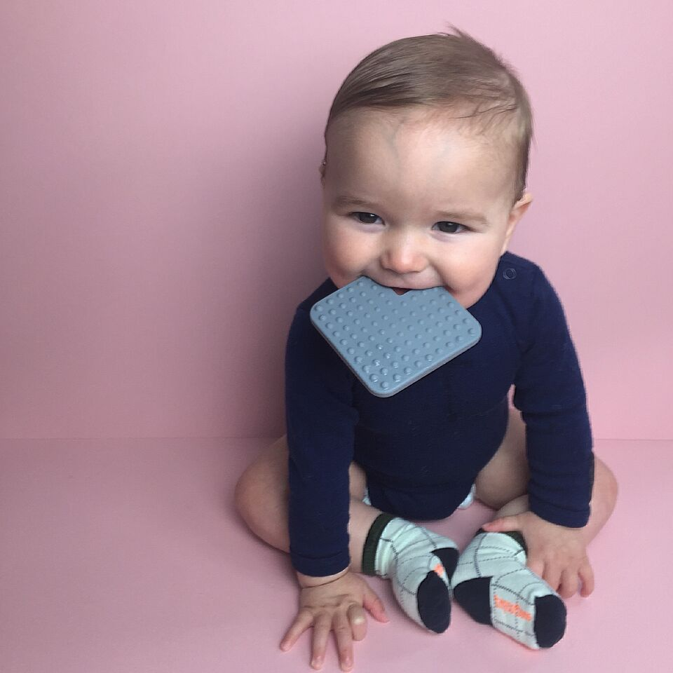 Simple Baby teether Bon Tot