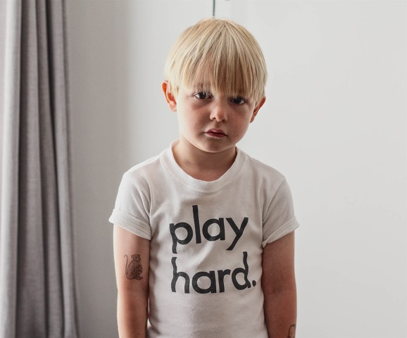 Nor-Folk Play Hard T-Shirt