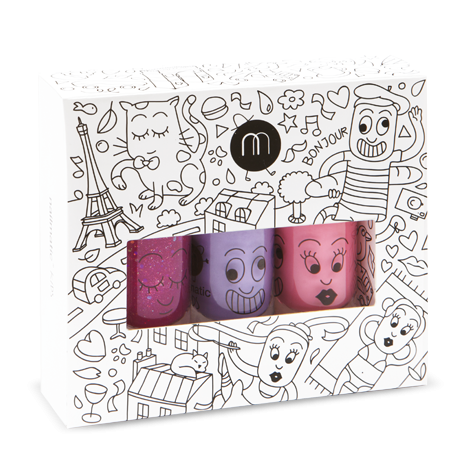 NAIL VARNISH MADE SPECIALLY FOR KIDS! NAILMATIC IS THE PERFECT STOCKING FILLER